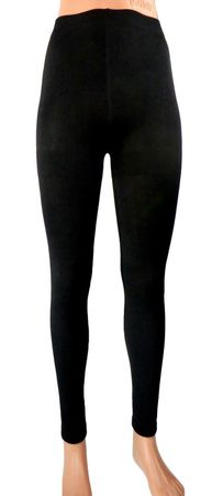 Damen Leggings Microfaser 40 DEN