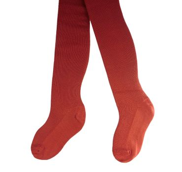 Kinderstrumpfhose 100% Baumwolle uni viele Farben