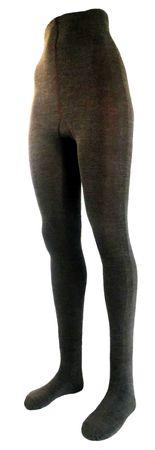 Damen Wollstrumpfhose mit Komfortzwickel – Bild 2