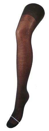 Damen Feinstrumpfhose 30 DEN Übergröße – Bild 1