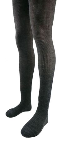 Damen Strumpfhose 1-1 Rippe – Bild 4