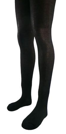Damen Strumpfhose 1-1 Rippe – Bild 3