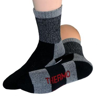 Herren Thermosocken 3er Pack – Bild 2
