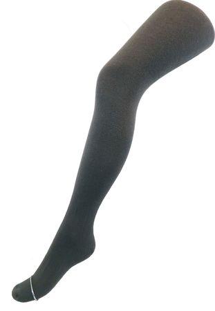 Damen Strumpfhose Öko Baumwolle – Bild 1