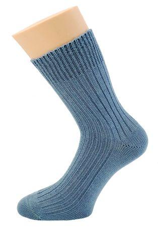 Baby Kinder Wolle kba-Baumwolle Socken 1:1 bzw. 3:1 Rippe – Bild 1