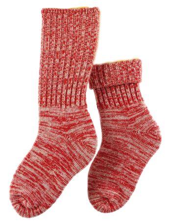 Kinder Socken Mouliné