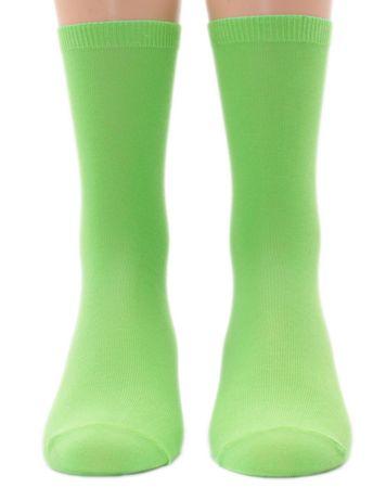 Kinder Socken uni 1 Paar