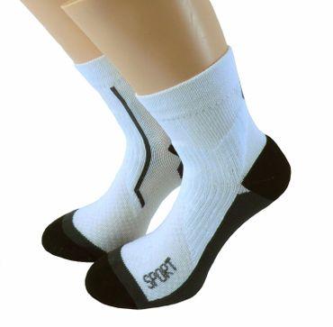 Sport Socken Unisex – Bild 4