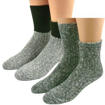 Damen Outdoor Socken 100%  Baumwolle – Bild 4