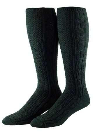 Herren Kniebundhosenstrümpfe – Bild 2