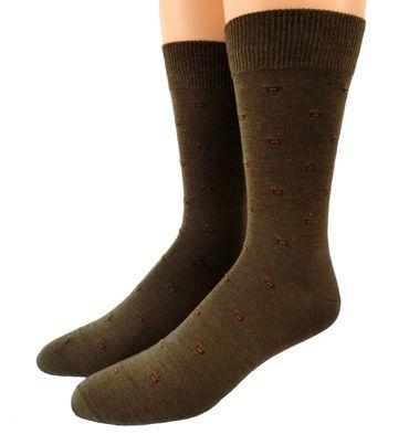 Herren Socken Wolle Übergröße 47/50 – Bild 1
