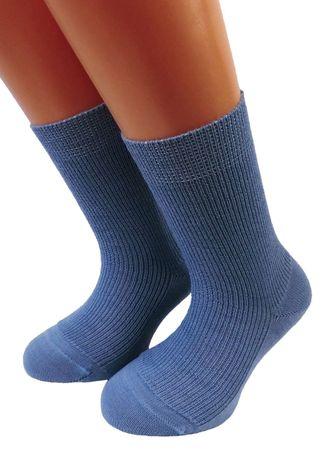 Baby Öko Socken 100% kbT Wolle – Bild 5