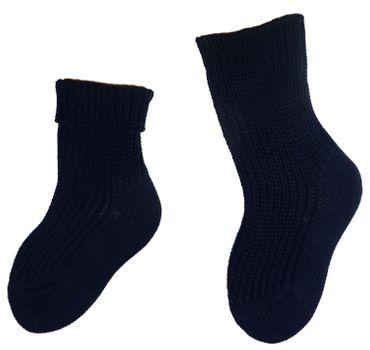 Baby Kinder Öko Socken 1:1 Rippe – Bild 2