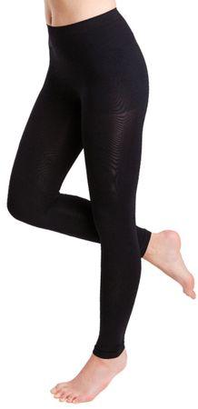 Damen Seamless Form Leggings schwarz – Bild 2