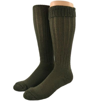 Armeekniestrümpfe Military Socken – Bild 2