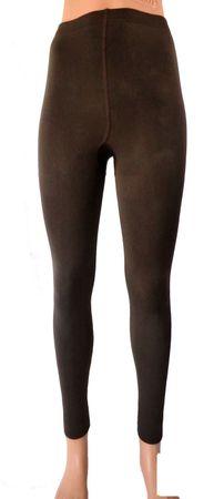 Damen Legging Leggings Strumpfhose ohne Fuß – Bild 3