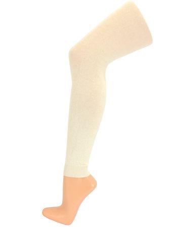 Damen Feinstrick Leggings 95% kbA- Baumwolle – Bild 2