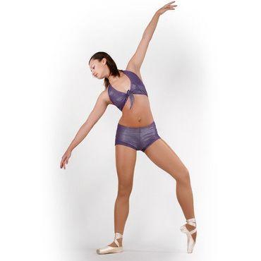 Tanz- und Ballet Strumpfhose glänzend – Bild 1