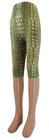 Kinder/ Damen Radlerhose Shorts bedruckt Microfaser 40 DEN – Bild 1