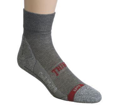 Thibet Wandersocken Hiking Socks anatomisch geformt Kurzschaft – Bild 2