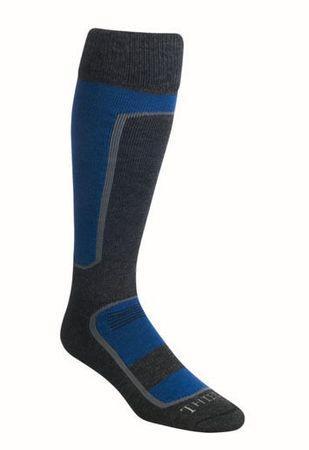 Thibet Ski- Strümpfe mit Schafwolle Ski Socks – Bild 1