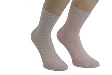 Kinder Damen Filetsocken edler Glanz