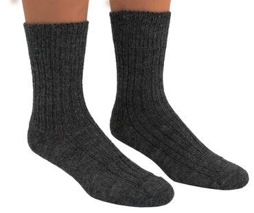 Damen Herren Socken ohne Gummi 100% Wolle – Bild 4