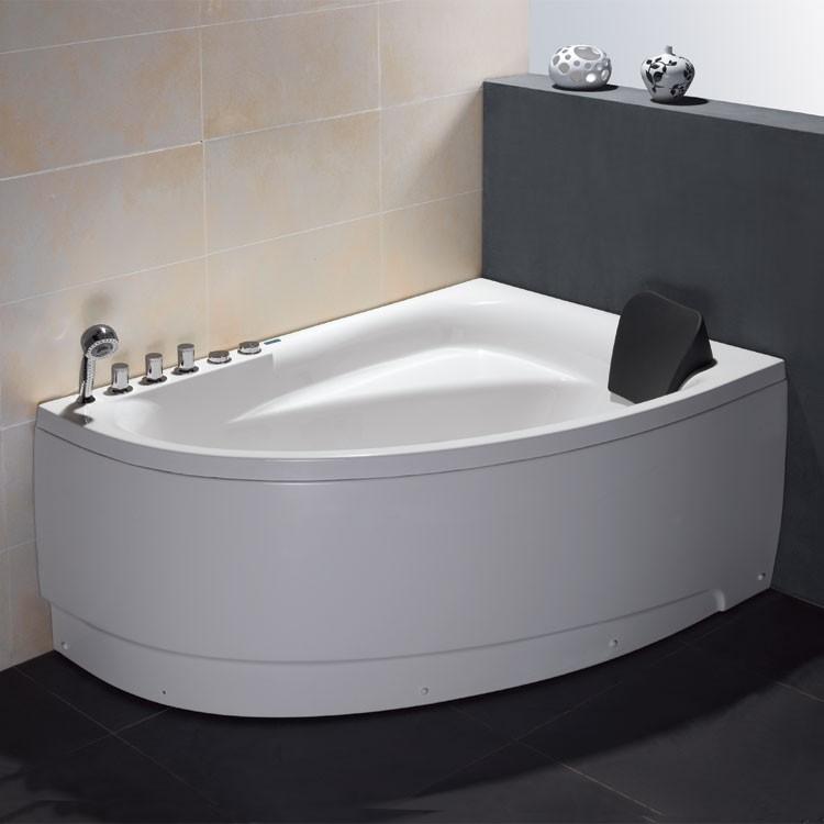 whirlpool badewanne eckeinbau freistehend raumspar whirlpoolwanne badewanne bad whirlpools ea r. Black Bedroom Furniture Sets. Home Design Ideas