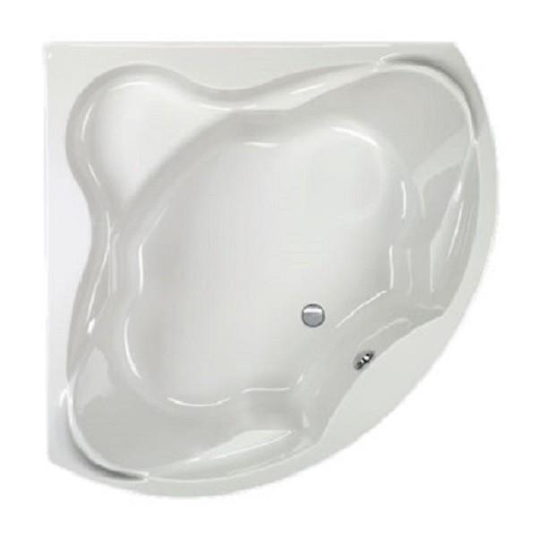 Komfortable Eck Badewanne-Acryl | 150x150cm