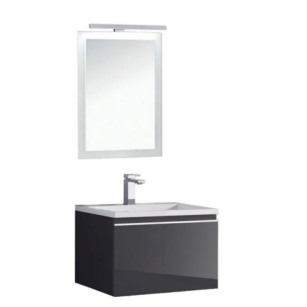 Badmobel Badezimmermobel Set Spiegel Led