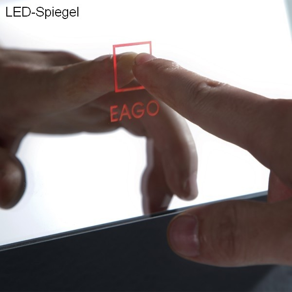 Badmöbel | Badezimmermöbel-Set Spiegel-LED Bild 8