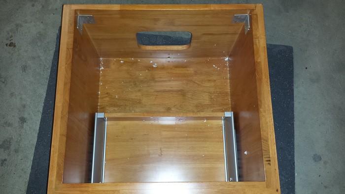 Badmöbelset Waschbecken Badezimmermöbel Spiegel letzte Artikel Sonderangebot Bild 3