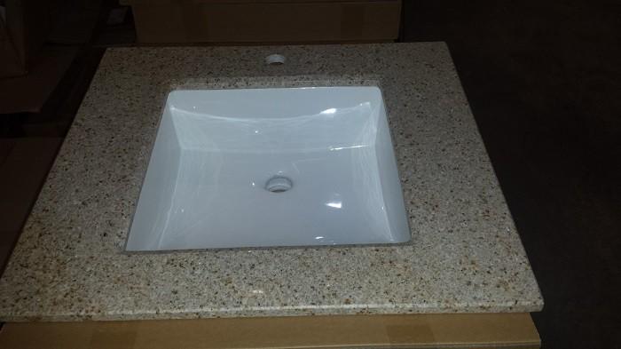 Badmöbelset Waschbecken Badezimmermöbel Spiegel letzte Artikel Sonderangebot Bild 5