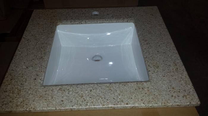 Badmöbelset Waschbecken Badezimmermöbel Spiegel letzte Artikel Sonderangebot Bild 6