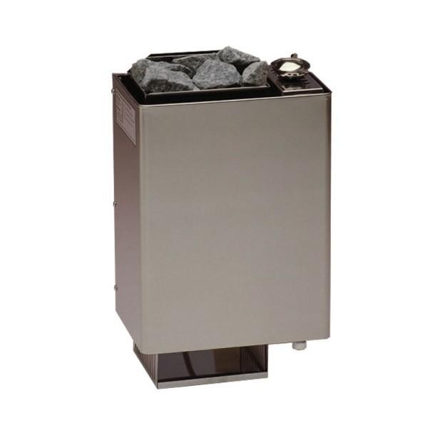 Sauna | Pappelholz | 3kW EOS BiO-Mini | 180x105 cm Bild 10