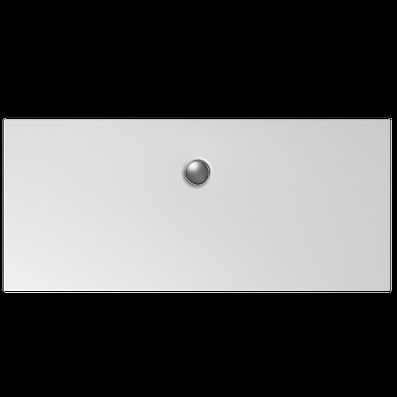Duschwanne aus Acryl | schlagfest | inkl. Ablaufgarnitur
