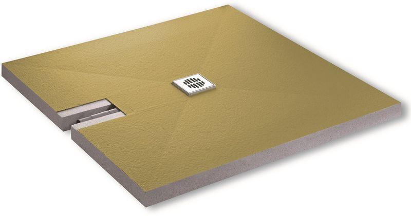 Duschboard Superflach 70mm inkl. Ablauf  und werkseitiger Abdichtung | perfekt für die Renovierung Bild 5