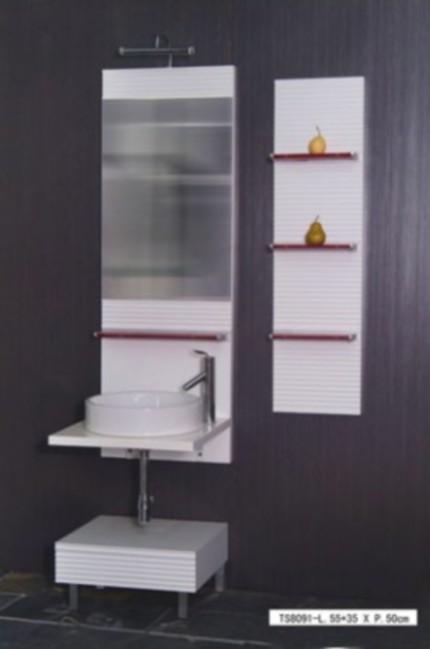 Badmöbelset Waschbecken Badezimmermöbel Spiegel