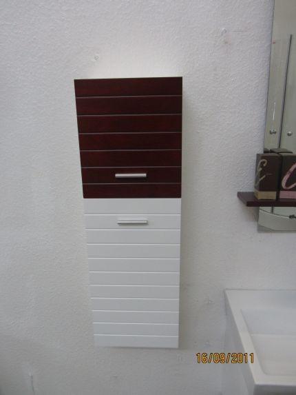 Badmöbelset Waschbecken Badezimmermöbel Spiegel unterschrank Restposten Bild 5