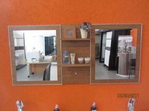Badmöbelset Waschbecken Badezimmermöbel Spiegel unterschrank Restposten Bild 4