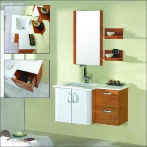 Badmöbelset Waschbecken Badezimmermöbel Spiegel unterschrank
