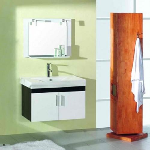 Badmöbelset Waschbecken Badezimmermöbel Spiegel unterschrank Restposten massivholz