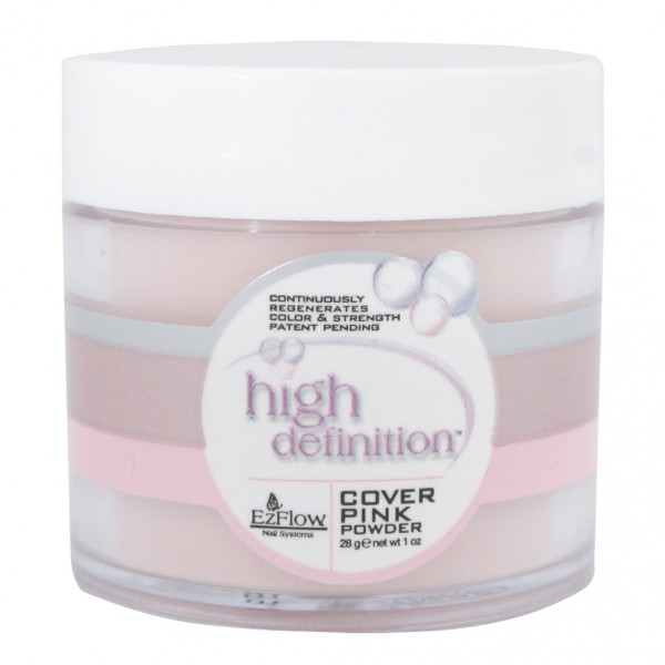 EzFlow High Definition Powder Cover Pink 1oz 28gr