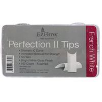 EzFlow Perfection II French White 100 Stück