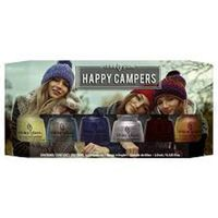 China Glaze Nagellack 6 Mini-Lacke HAPPY CAMPERS aus der  2015