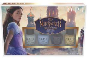 O.P.I OPI Mini Nagellacke Nussknacker-Kollektion 2018