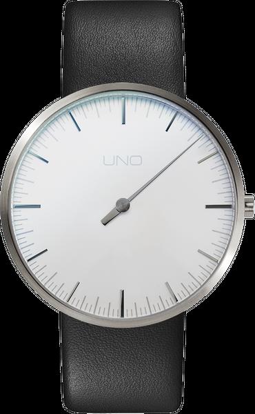 Strap Anniversary UNO Titan Quartz pearl white