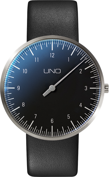 UNO titan Quartz Black