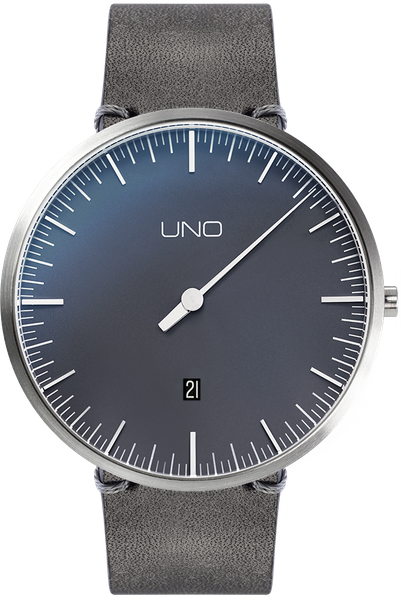 Anniversary UNO PLUS Pearl Black Quartz 001