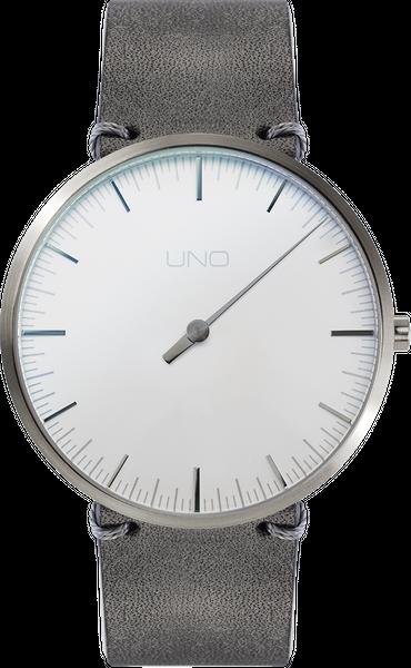 Anniversary UNO Titan Pearl White Quartz